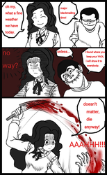 when your blackmail backfires by cocoy1232