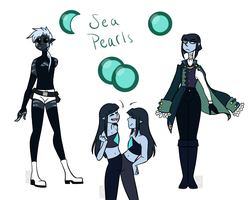 Sea Pearl Twins by NeonCandies