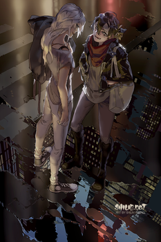 City by shilin