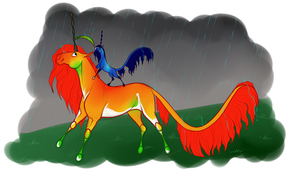 Rain Song by Winzer