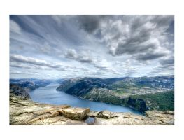 Norway I - P is for Pulpit by Whippeh