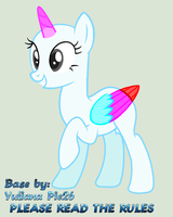 MLP MY Base #8 by YulianaPie26