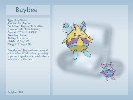 Baybee V2 by sylver1984