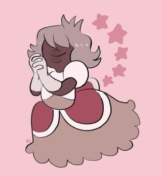 padparadscha by mushroomstairs