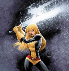 Magik Segovia Colwell by JeremyColwell