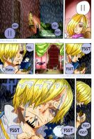 One piece 851 colored by Samanta95