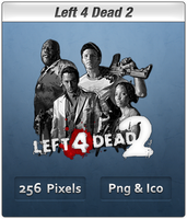 Left 4 Dead 2 Icon 2 by Th3-ProphetMan