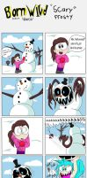 Born Wild- Scary Frosty by Yojama