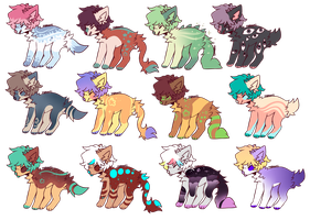 13/14 Adopts OPEN by RubyMakingAdopts