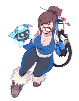 Mei by punipaws
