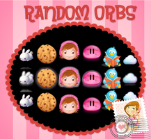 Random Orbs! by Payasiita