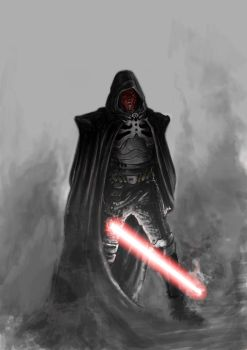 Sith Marauder by unsmoking-Cigarette