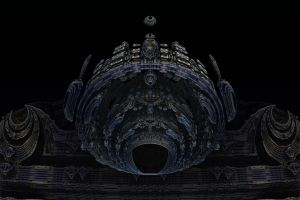Amazing Box Race 12 - Mandelbulb 3D fractal by schizo604