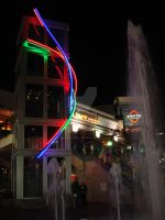 Fountains at Silver Spring by SinboundPhotography