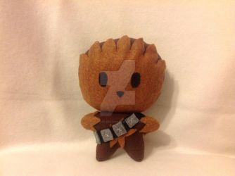 Chewbacca Plush by Decepti-Gal2313