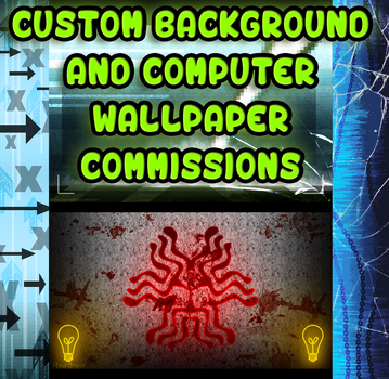 [OPEN Commissions] CustomBox Wallpapers by RoneOmbre