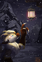 [Basic Fire] Lantern of a Silent Night by Vaylore