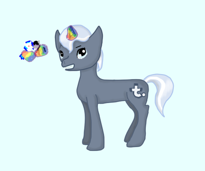 I'm the Type of Tumblr Everypony Should Know by GillyRaeBean