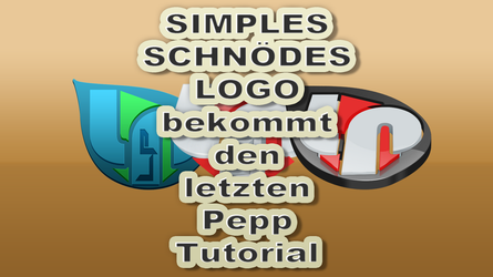 [GERMAN // DEUTSCH] Logo Tutorial - Part 3 by Furinkaazen
