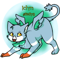 PKMN|Iclyn| by DevilsRealm