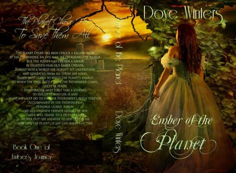 ** SOLD! ** Princess in Exile Book Cover by DLR-Designs