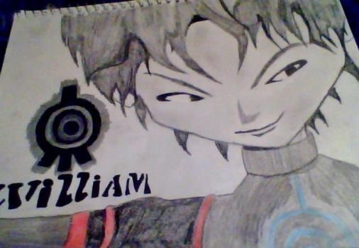 William Dunbar - Code Lyoko by girlgamer27