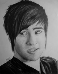 Anthony Padilla by LoveLikePoetry1