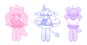 fluffy adopt babies! ota by ahdopts