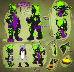 Roxy 2015 Ref Sheet by Clawshawt