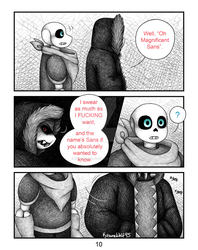 The Smell Of Dust In The Wind - Page 10 by Kitsunewolf95