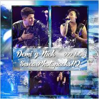 Photopack 37: Demi Lovato y Nick Jonas by SwearPhotopacksHQ