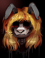 666th deviation be like skeleton face by KYAokay