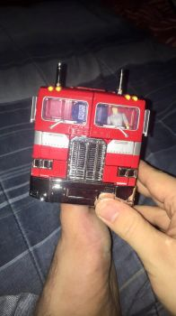 MPP10 Optimus Prime (vehicle mode) by IsaiahBelmont