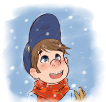 Let it Snow by Rugi-chan