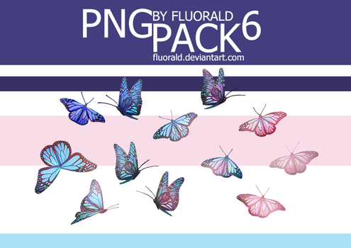 PNG_PACK#6 by Fluorald
