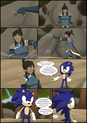 Sonic and Korra - Page 64 by zavraan