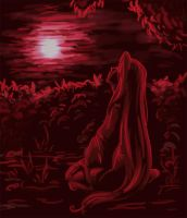 Red Moon by MonStra4ka