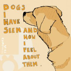 Dogs I have seen cover by hippoboy