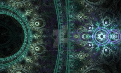 fractal 169 by Silvian25g