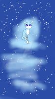 blue starfier  by snowdoll567