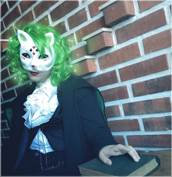 [YT Cosplay] What is it that you seek? by Laneusz