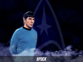 Spock by KadouCreations
