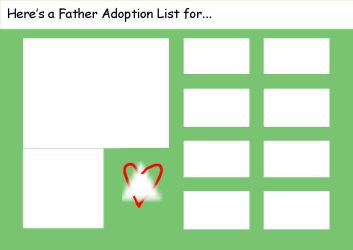 Here's a Father Adoption List for Plantilla by elfdragon35
