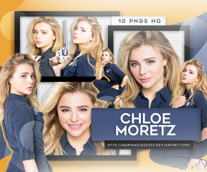 Pack PNG - Chloe Moretz #10 by MarinaDiaz2002