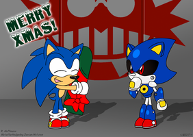 Merry X-Mas 2010 by Metal-CosxArt