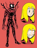 Carnage Gwen by streetgals9000 by JQroxks21