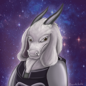 Asriel Dreemur revisted by dragonfire1000