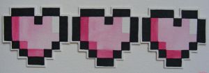 Heart Container by icegoo