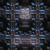 Wild Wall Textures/Backgrounds (free) by Sidherose by FantasiesRealmMarket