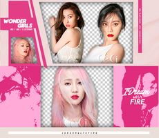Pack Png 430 | Wonder Girls | #1 by IDreamWithFire
